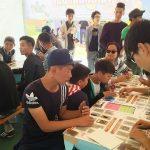 モンゴルで「遊戯王」公式カードゲーム体験会開催 ウェッジがコンテンツのアジア展開推進