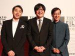 細田守監督、東京国際映画祭