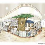 アニメ「世界名作劇場」のコンセプト・カフェ&レストラン 11月23日に相模原にオープン