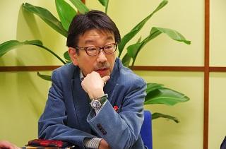真木太郎氏