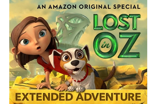 『Lost in Oz: Extended Adventure』