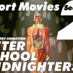 「放課後ミッドナイターズ」完全新作ムービーのクラウドファンディング開始