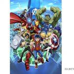 アメコミ文化が日本に融合? 7月から2つのスーパーヒーローTVアニメがスタート
