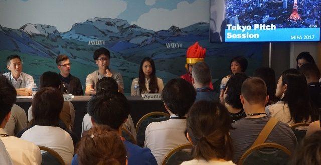 アヌシー映画祭「Tokyo Pitch」