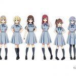 デジタルアイドル「22/7」のアニメ化発表 秋元康×アニプレックス×ソニー・ミュージック