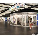 アミューズ/ランティス パリ中心部の駅内に日本のカルチャーショプ期間限定オープン