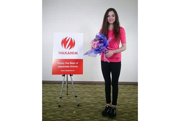 エフゲニア・メドベージェワ選手