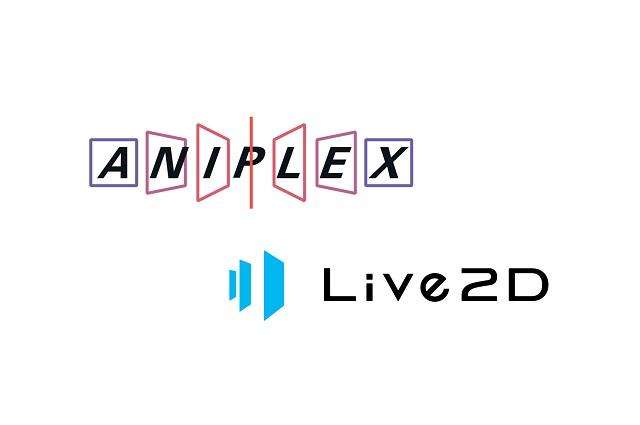 アニプレックス、Live2D