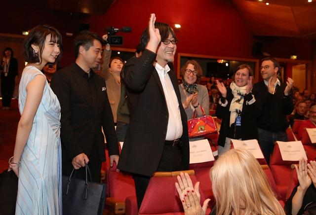 『未来のミライ』カンヌ国際映画祭