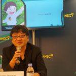 「未来のミライ」アヌシー映画祭で細田監督記者会見、「家族」から「アニメーションの可能性」まで