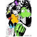 「僕のヒーローアカデミア」TVアニメ第4期決定 週末夕方のロングランシリーズへ
