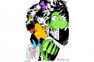 「僕のヒーローアカデミア」TVアニメ第4期