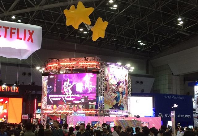 AnimeJapan 2018の様子