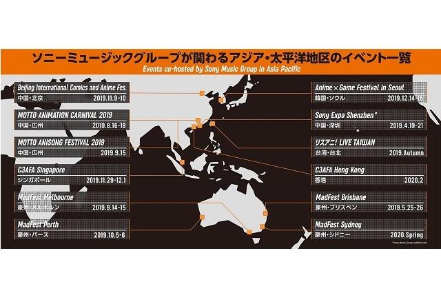 ソニー・ミュージックエンタテインメント海外