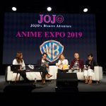 「Warner Bros. Japan Anime Lineup Panel featuring JoJo's Bizarre Adventure」