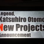 「Legend, Katsuhiro Otomo New Projects Announcement」