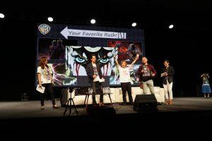 「Warner Bros. Japan Anime Lineup Panel featuring JoJo's Bizarre Adventure」