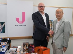 北川直樹代表取締役社長CEO センタイ・ホールディ創業者ジョン・レッドフォード氏