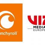 VIZメディア・ヨーロッパ ブランド名を「Crunchyroll」に刷新