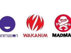 ファニメーション(Funimation)アニプレワカニム(Wakanim)オーマッドマン・アニメ・グループ(Madman Anime Group)