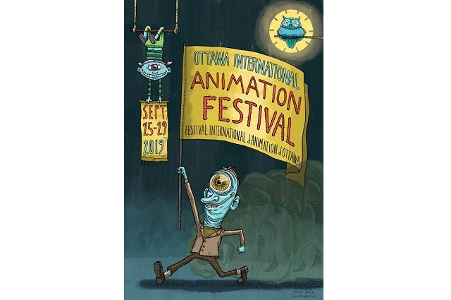 オタワ国際アニメーション映画祭(The Ottawa International Animation Festival)