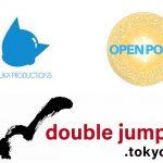 手塚プロとOPEN POST ブロックチェーンでdouble jump.tokyoと提携