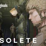 CGオリジナルアニメ「OBSOLETE」12日間で580万再生、YouTube限定配信
