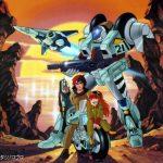 80年代ロボットアニメ「モスピーダ」、タツノコがリブートプロジェクト開始