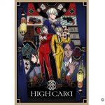 トムスとKADOKAWAがタッグ、アニメ・コミック・小説展開の「HIGH CARD」