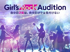 Girl's Rock Audition