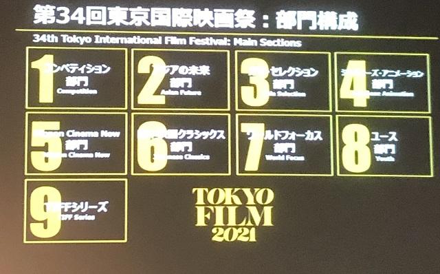 第34回東京国際映画祭